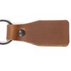 Rustico Tag Leather Keychain - Accessories - Rustico
