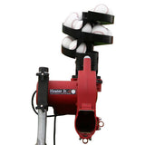 Heater Sports Jr. Baseball Machine & Ball Feeder - Wheel House Pitching Machines