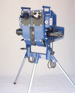 BATA-1 Twin Pitch Baseball Pitching Machine - Wheel House Pitching Machines