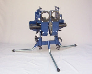 BATA-1 Twin Pitch Softball Pitching Machine - Wheel House Pitching Machines