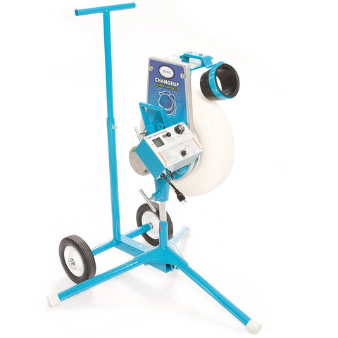 JUGS Softball Changeup Pitching Machine - Wheel House Pitching Machines - 1