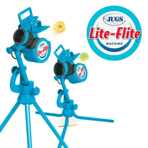 JUGS Lite-Flite Machine - Wheel House Pitching Machines - 1