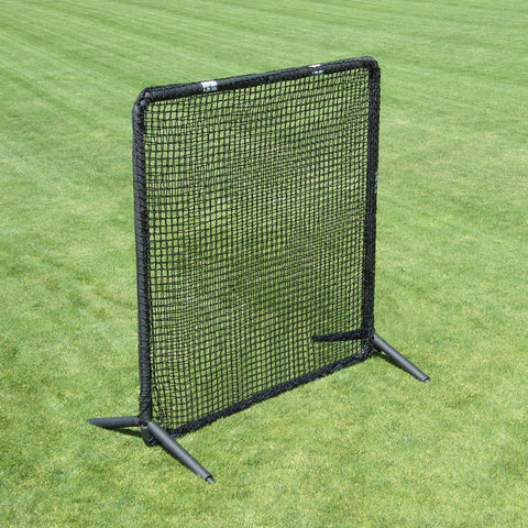 JUGS Protector Series Square Baseman Screen - Wheel House Pitching Machines - 1