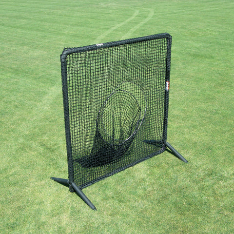 JUGS Protector Series Square Screen with Sock-Net - Wheel House Pitching Machines - 1