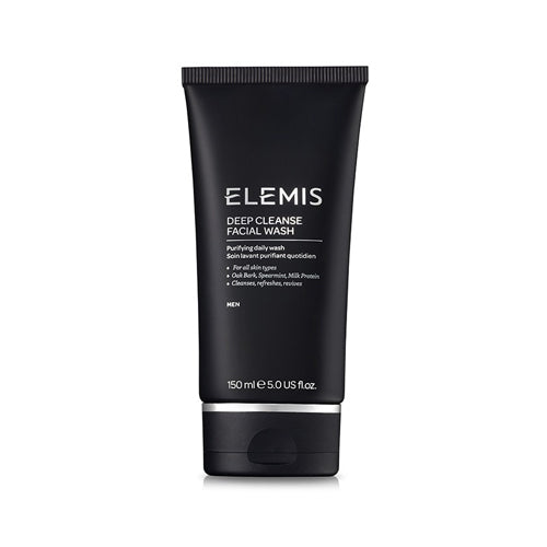 Elemis Men Deep Cleanse Facial Wash 5oz