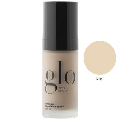 Glo Skin Beauty Luminous Liquid Foundation SPF 18 Linen