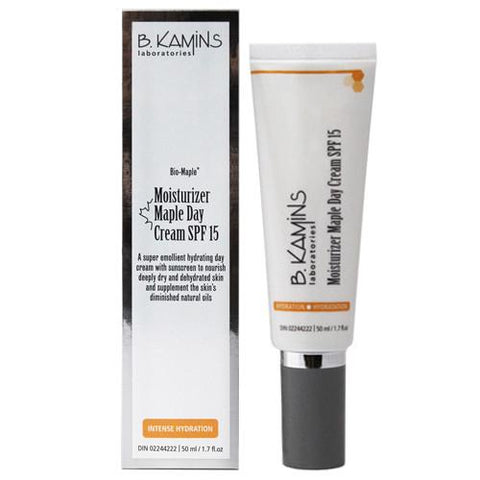 B. Kamins Moisturizer Maple Day Cream SPF 15 1.7oz