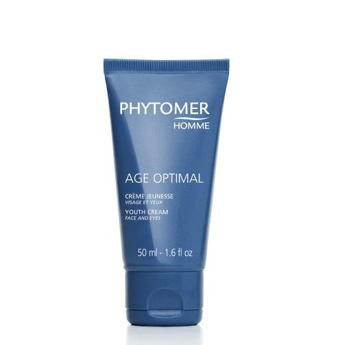 Phytomer Homme Age Optimal Youth Cream Face and Eyes 1.6oz