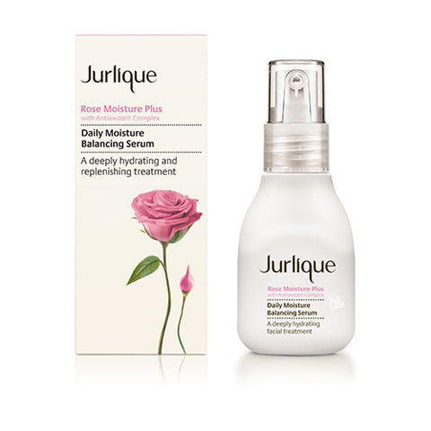 Jurlique Rose Moisture Plus Daily Moisture Balancing Serum 1oz