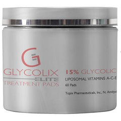 Glycolix Elite Treatment Pads 15% 60 Pads