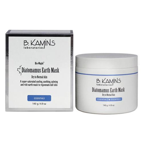 B. Kamins Diatomamus Earth Mask Dry to Normal Skin 4.9oz