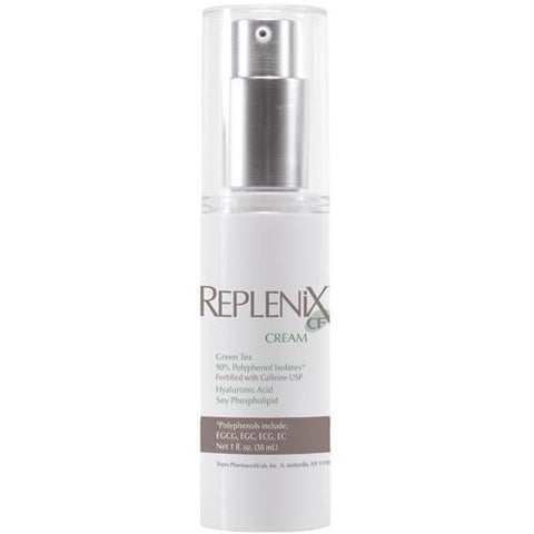Replenix Cream CF: Replenishing Cream With Green Tea and Caffeine