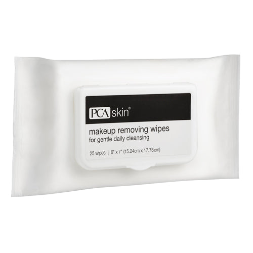 PCA Skin Makeup Removing Wipes (25 wipes)
