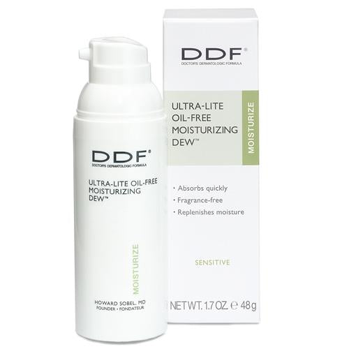 DDF Ultra-Lite Oil-Free Moisturizing Dew 1.7 oz.