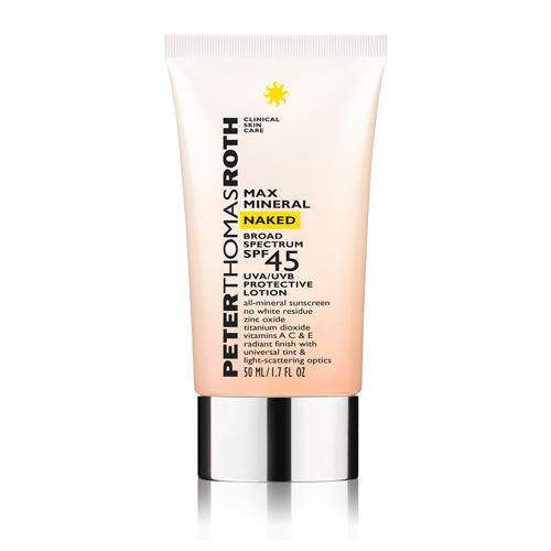 Peter Thomas Roth Max Mineral Naked SPF 45 Lotion 1.7oz