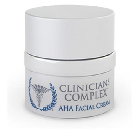 Clinicians Complex AHA Facial Cream 2oz