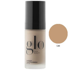 Glo Skin Beauty Luminous Liquid Foundation SPF 18 Café