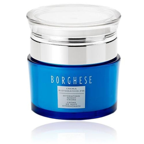 Borghese Crema Ristorativo-PM Hydrating Night Creme 1oz