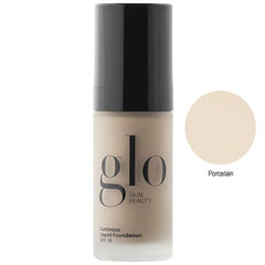 Glo Skin Beauty Luminous Liquid Foundation SPF 18 Porcelain