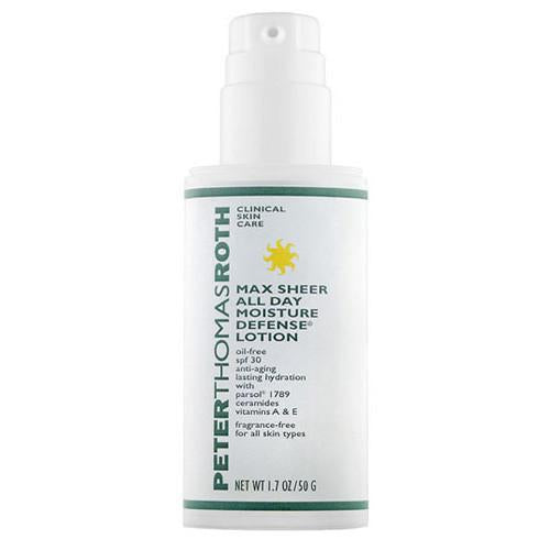 Peter Thomas Roth Max Sheer Moisture Defense Lotion SPF 30 1.7oz