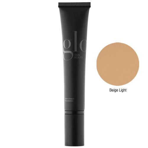 Glo Skin Beauty Satin Cream Foundation 1.4oz Beige Light