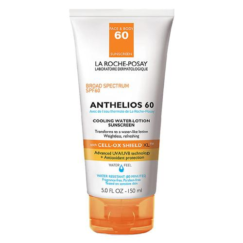La Roche-Posay Anthelios 60 Cooling Water-Lotion Sunscreen 5oz