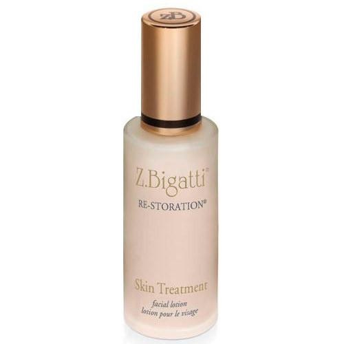 Z. Bigatti Re-Storation Skin Treatment Facial Lotion 2oz