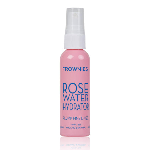 Frownies Rose Water Hydrator 2oz