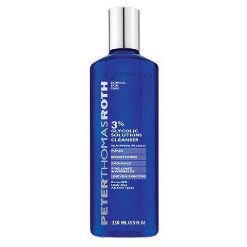Peter Thomas Roth 3% Glycolic Solutions Cleanser 8.5oz