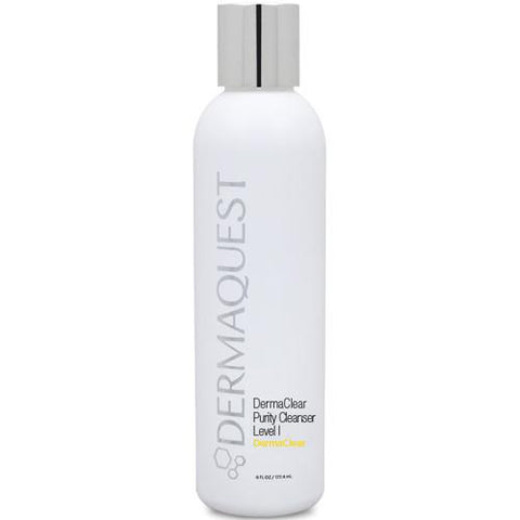 Dermaquest DermaClear Level 1 Purity Cleanser 6oz