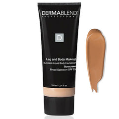 Dermablend Leg & Body Makeup SPF 25 MED BRONZE 45N 3.4oz