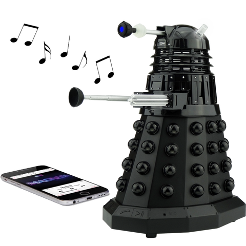 Doctor Who Dalek Sec Portable Bluetooth® Speaker - Fametek Collectibles