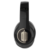 Doctor Who DW Logo Wired Headphones