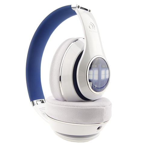 Doctor Who TARDIS Wired Headphones