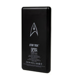 Star Trek Slim 10,000mAh Dual Charging Power Bank With TOS Command Logo