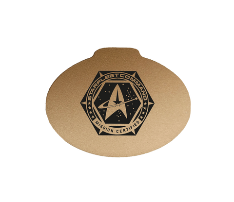 Star Trek Bluetooth ComBadge Backplate Magnet Replacement