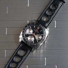 Maxton - Black Dial - Stainless Steel Case Watch - McDowell Time Auto-Quartz Kinetic Movement YT57