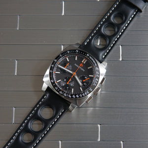 Maxton - Grey Dial - Stainless Steel Case Watch - McDowell Time Auto-Quartz Kinetic Movement YT57