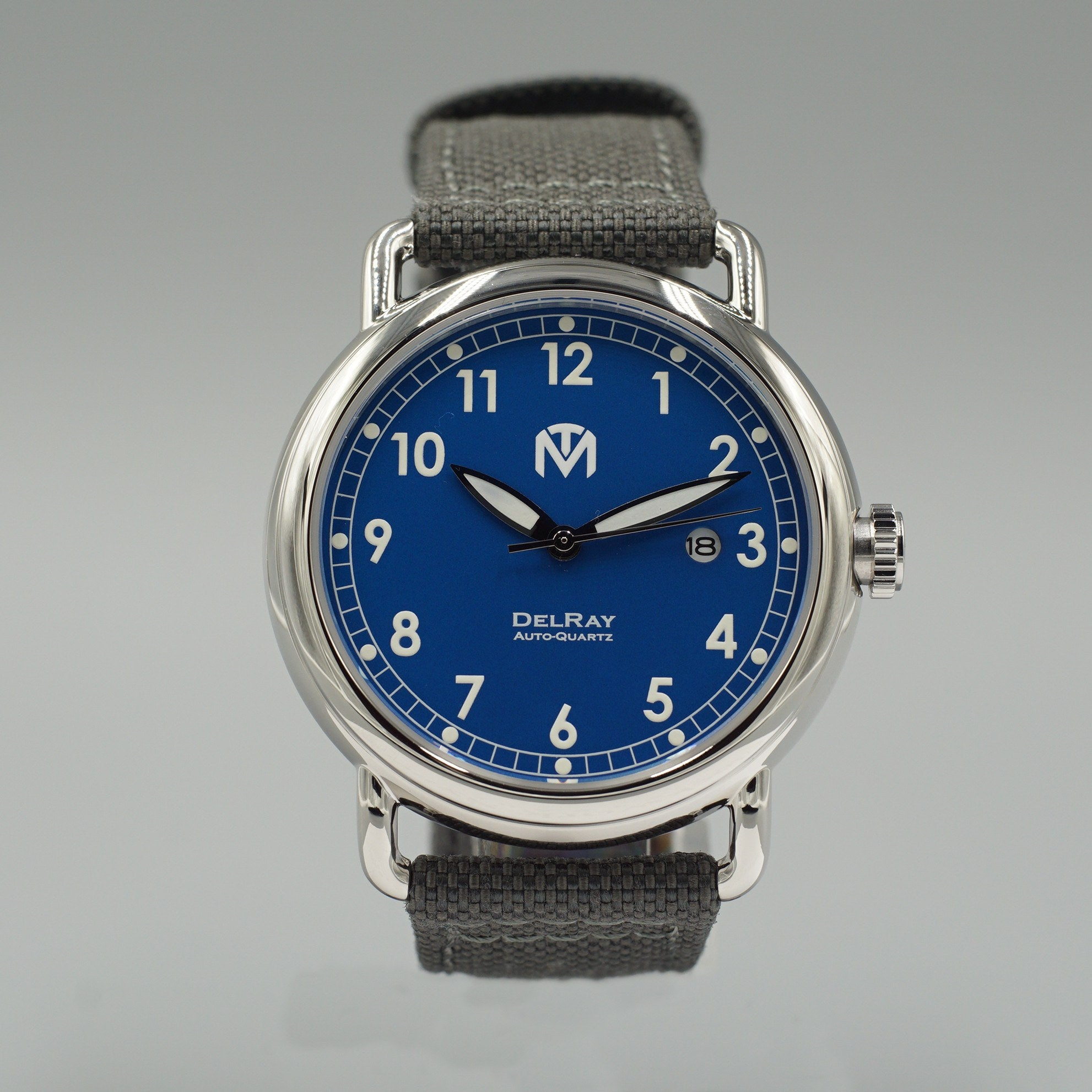 and new with this canvas fall unique so watches eye citizen pin blue strap catching