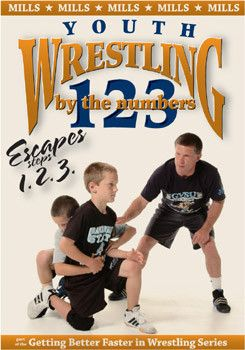 Youth Wrestling - Escapes by the Numbers (DVD)