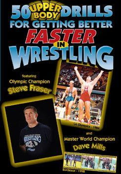 50 Upper Body Drills For Getting Better Faster (DVD)