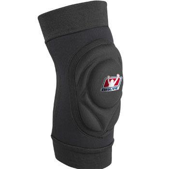 Brute Domeflex Kneepads Black