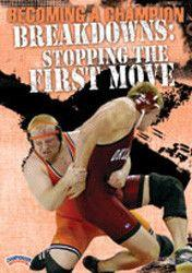 John Smith - Becoming a Champion Wrestler: Breakdowns-Stopping the First Move (DVD)
