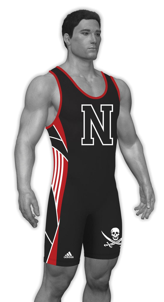Adidas Sublimated Wrestling Singlets aS104c-03