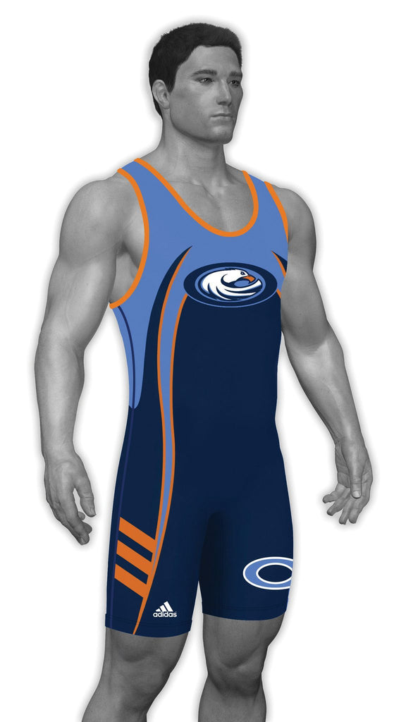Adidas Sublimated Wrestling Singlets