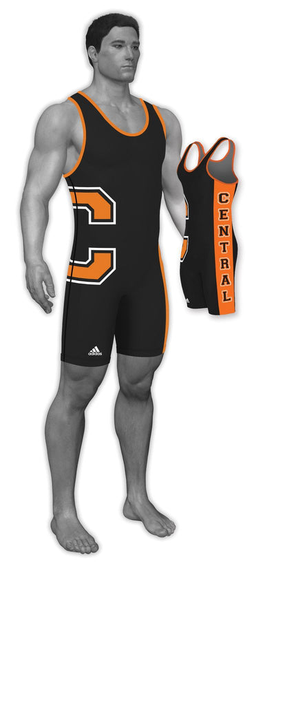 Adidas Sublimated Wrestling Singlets aS104c-16