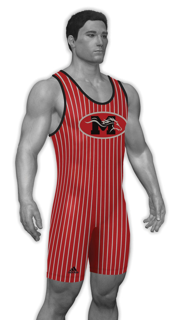 Adidas Sublimated Wrestling Singlets aS104c-18