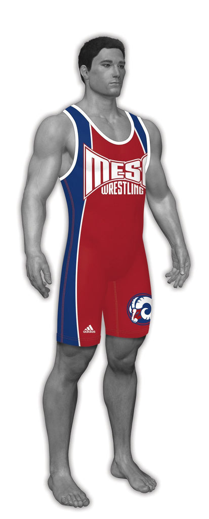 Adidas Sublimated Wrestling Singlets aS104c-22