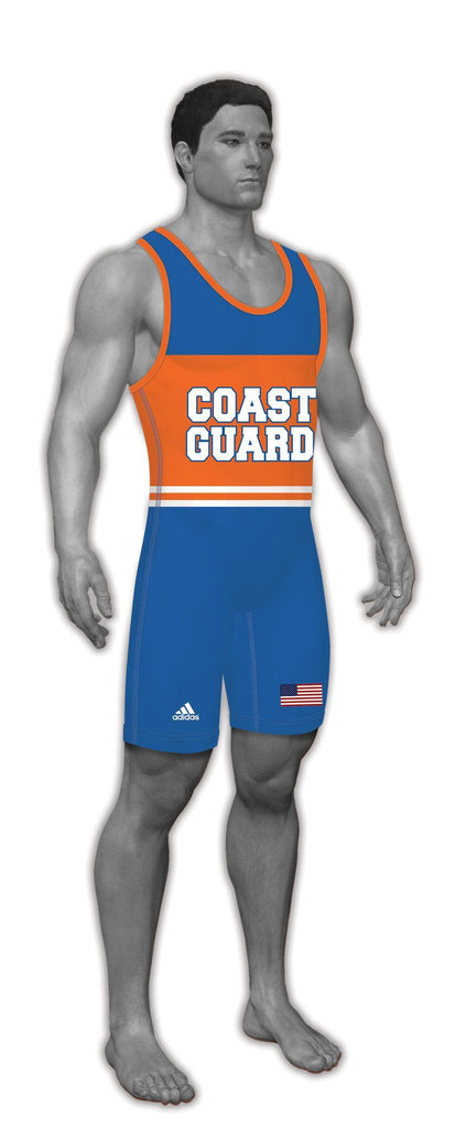 Adidas Sublimated Wrestling Singlets aS104c-24