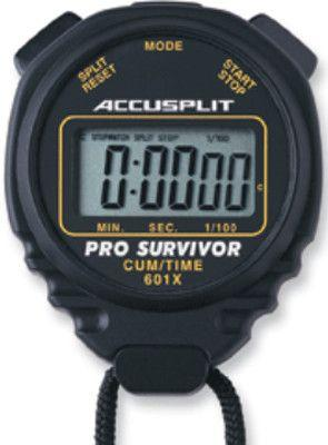 Accusplit A601X Smoke - Pro Survivor Stopwatch